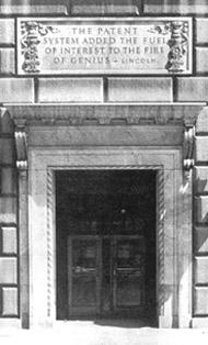 Patents Door